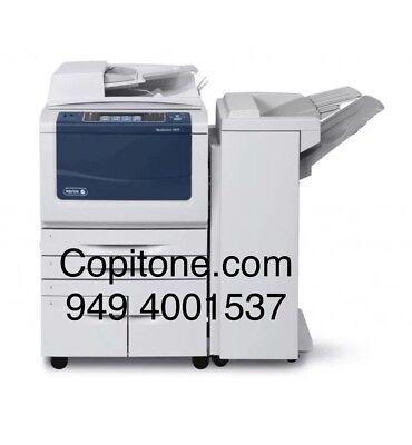 Xerox Wc 5955workcentercopierprintercolor Scancleanbf01 Finisher