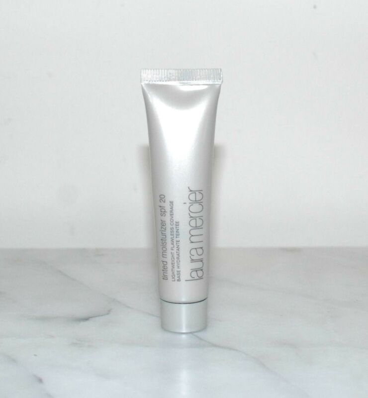 Laura Mercier Tinted Moisturizer SPF 20 Lightweight Flawless Coverage Nude