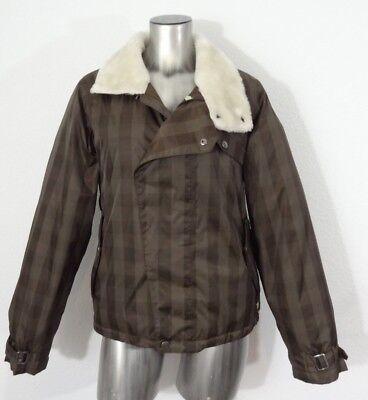 Burton Dutchess women's warm insulated snowboard jacket brown L