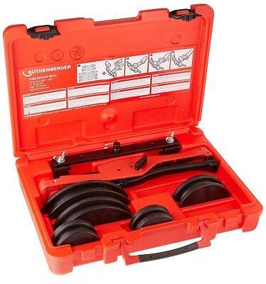 Rothenberger Maxi Bender Tubing Bender Set 38 - 78 Inch Esp 23022x