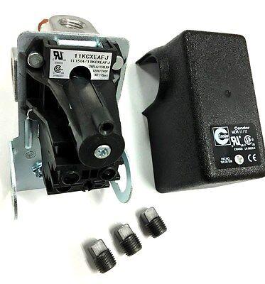 Cc1019871 Champion Rv Series Pressure Switch W Unloader 26 Amps 140-175 Psi