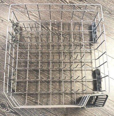 CLEAN Kitchen Aid Dishwasher Lower Bottom Dishwasher Rack W10056271 W10312791