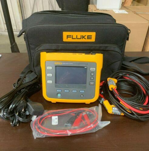 Fluke 1730/US Three-Phase Power Logger w/ 3x 1500A iFlex Current Probes