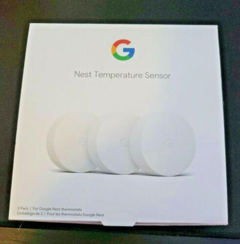 Google Nest Temperature Sensor (3 Pack)