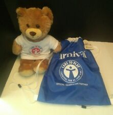 Carnival Cruise Lines Build a Bear St Jude with Drawstring ...
