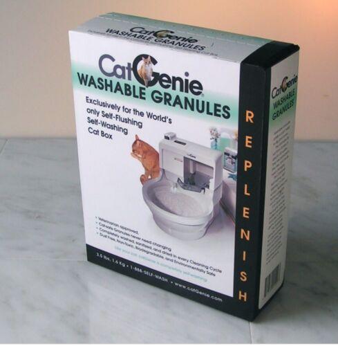 Cat Genie Washable Granules 3.5 lbs
