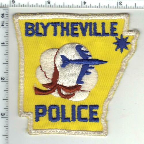 Blytheville Police (Arkansas) 1st Issue Shoulder Patch
