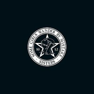 The Sisters of Mercy - Some Girls Wander...- 4 LP Boxset + MP3 - Pre Order - 1/9