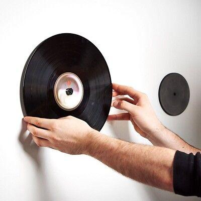Twelve Inch Adapter Vinyl Wandhalter für Schallplatten (1 Stück) TI005 / NEU!