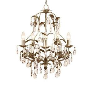 Crystal chandelier ebay antique crystal chandeliers aloadofball Images
