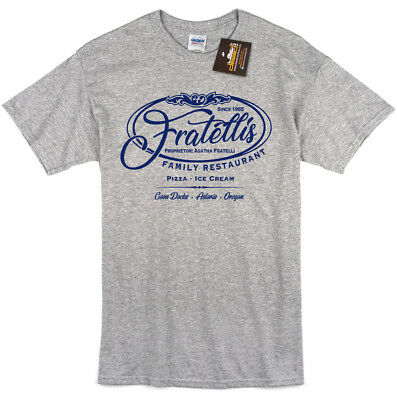 Goonies Inspired Fratelli's T-shirt - Retro 80's Film Sloth Chunk Tee Movie