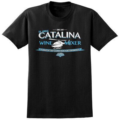 Catalina Wine Mixer ( Catalina Wine Mixer Step Brothers Inspired T-shirt - Retro Film Movie Tee)