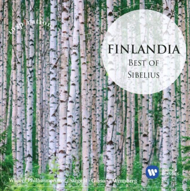 ALEXANDER/SARGENT,MALCOLM GIBSON-FINLANDIA-BEST OF SIBELIUS  CD NEU SIBELIUS