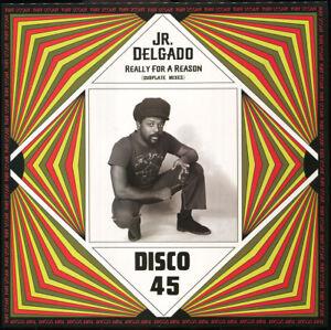 Junior Delgado - Really For A Reason NEW!! Mixes Tuff Scout 172 12