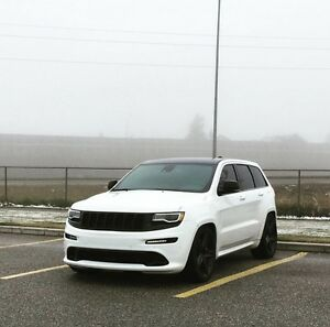 SRT8 SUPERCHARGED Jeep Grand Cherokee. Low kms.  Warranty