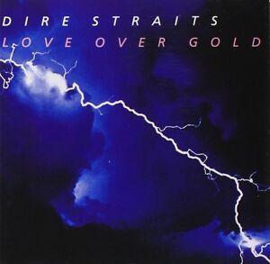 DIRE STRAITS - LOVE OVER GOLD: REMASTERED CD ALBUM (1996)