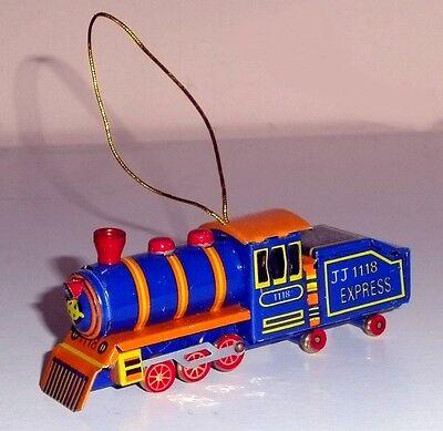 + Blechspielzeug  MINI LOKOMOTIVE Express °° Tin Toy °°