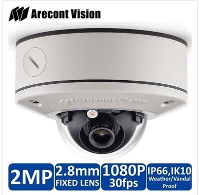 Arecont Av2555dnir-s 1280x1024 31fps H.264 Casino 4mm Lens G2 -r