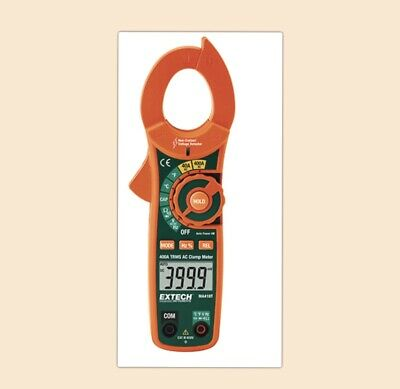 Factory Sealed Package - Extech Ma410t 400a Ac True Rms Clamp Meter Ncv