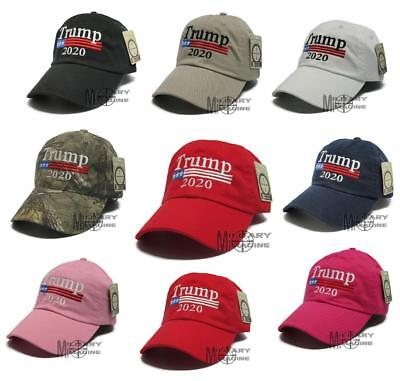 Trump 2020 Keep America Great Maga Hat President Cap Made In The Usa