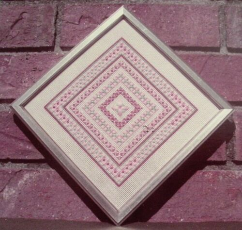 Needlepoint Pattern Star Bright Geometric Westridge Designs Jody Gergens 1983