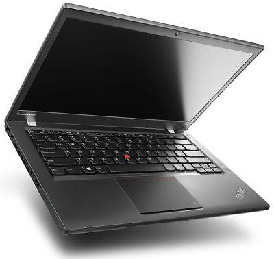 "Lenovo ThinkPad T440 14"" Laptop PC i5-4300U 500GB HDD 4GB RAM Win 10 - Warranty"