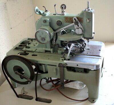 Reece 101 Rounded Buttonhole 34 Industrial Sewing Machine 220v 3-phase
