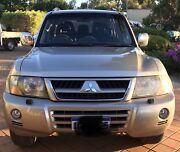Mitsubishi Pajero Bullsbrook Swan Area Preview