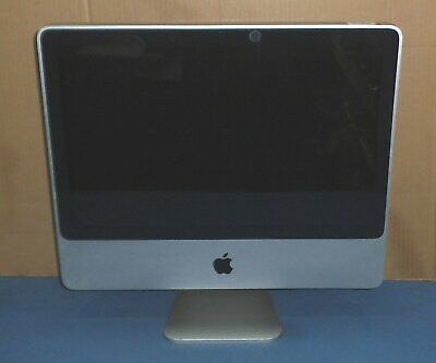"Apple iMac Core 2 Duo 2.66Ghz 20"" TFT  8GB RAM 160GB HDD Air Port Bluetooth 2009"