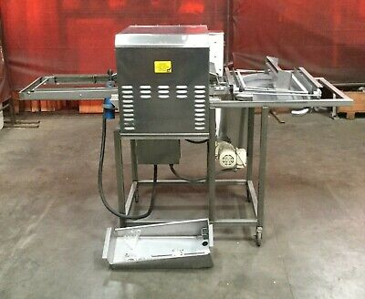 Belshaw Thermoglaze Donut Glazing Machine Model Tg-50 208v 32.2 Amp Lot 1