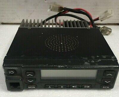 Kenwood Tk-981 Uhf Fm Transceiver Mobile Radio Testedas Pictured