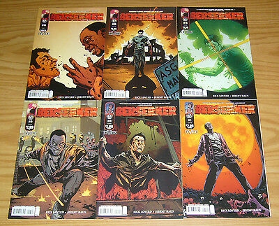 Milo Ventimiglia Presents Berserker  1 6 Vf Nm Complete Series All B Variants