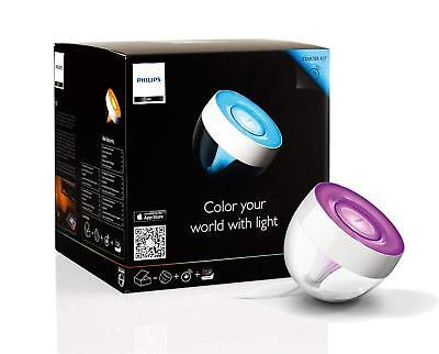 Philips LivingColors Iris Lámpara de mesa LED luz ambiente 16 millones colores
