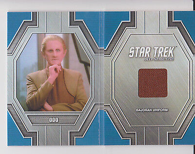 Star Trek 50th Anniversary RC26 ODO Costume Card / Relic Card - Rittenhouse 2017