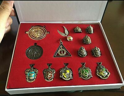 14 PCS Harry Potter wand Magical wands rings necklace decorate Gift cosplay game](Magic Decor)