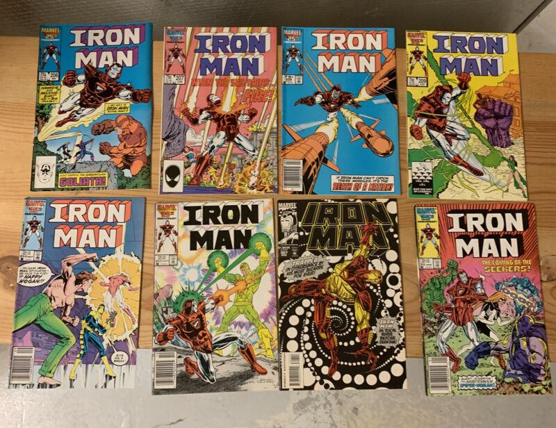 Iron Man comics Lot of 40