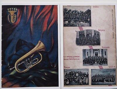Firmenkatalog - Reprint -Cerveny & Söhne ca 1920-1930