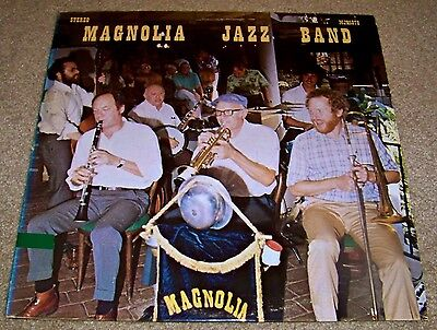 MAGNOLIA JAZZ BAND - 1978 Magnolia Jazz Band MJB-1978