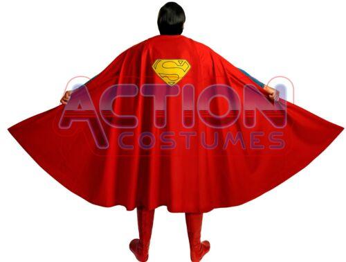 Superman Cape Silver Edition