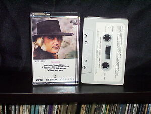 CHARLIE-RICH-BEHIND-CLOSED-DOORS-RARE-AUSSIE-CASSETTE-NM