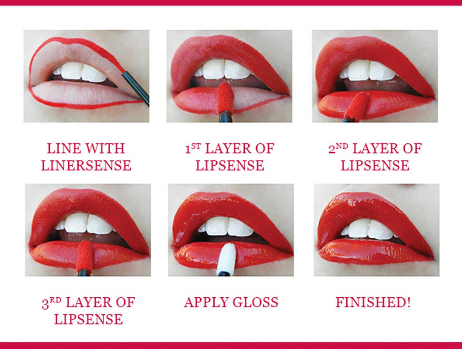 Купить SeneGence - LipSense by SeneGence Long-Wearing Liquid Lipstick 100% Authentic
