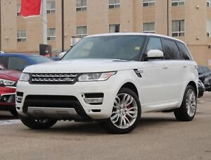 2015 Land Rover Range Rover Sport HSE Supercharged V6 4WD