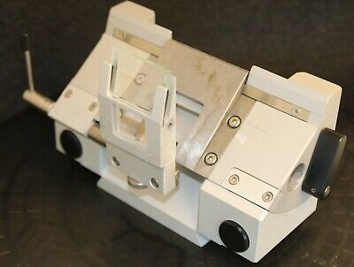 Thermo Microm Hm 550 Vp Cryostat Microtome Blade Holder Disposable Vacuum