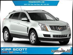 2015 Cadillac SRX Premium AWD, Leather, Sunroof, Nav, Bose Audio