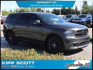 2016 Dodge Durango R/T AWD, Heated Leather, Sunroof, Nav
