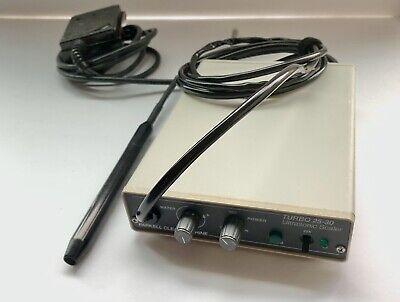Parkell 2530 Turbo Ultrasonic Dental Hygiene Scaler W Footpedal