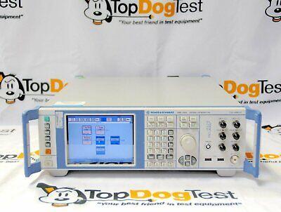 Rohde Schwarz Smf100a-b2-b20-b22-b27-b85-b144-k28 Microwave Signal Generator