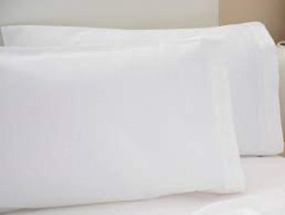 Lex S Linens Percale Extra Large Pillow Case Pair 22x31 White Ebay