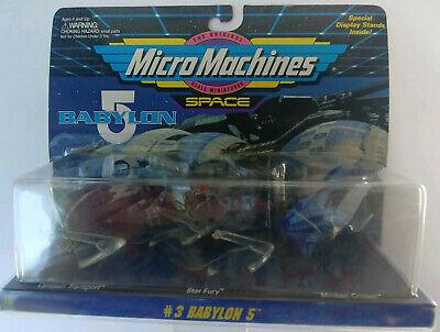 Babylon 5 Micro Machines set #3