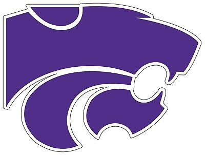 K-State Kansas State University Wildcats Vinyl Decal Sticker - You Choose (Kansas State Wildcats University)